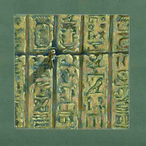 pastel Egypte antique